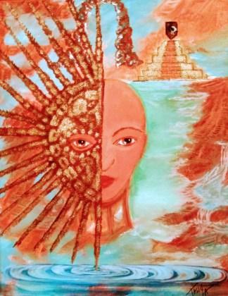 Shamanic Paintings