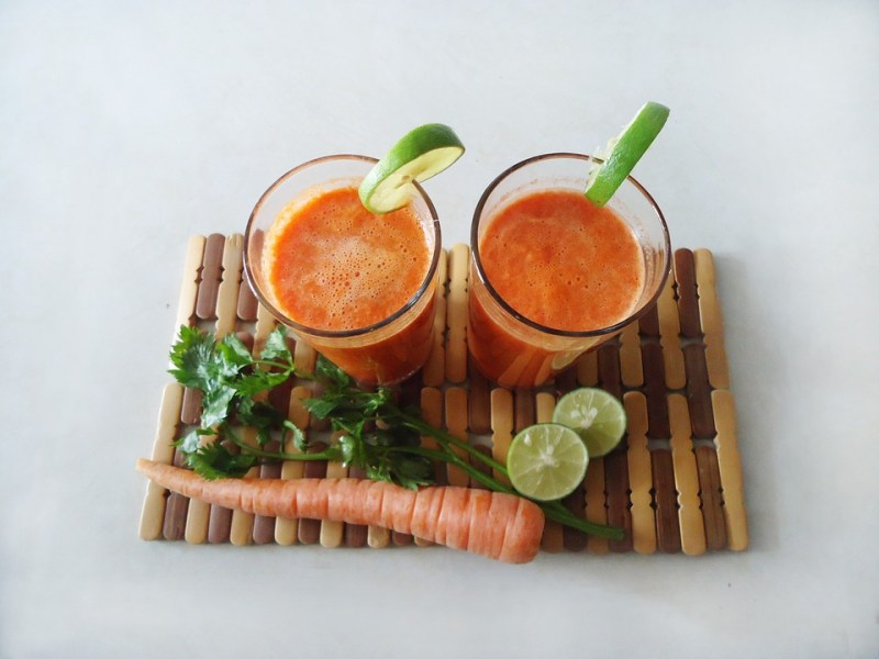 Get healthy with these homemade fruit juices