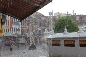 Monsoons - the beginning of life. Photo credit: Khai-Thai