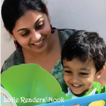 Little readers nook founder - Devaki