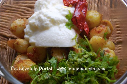 baby potato raita1