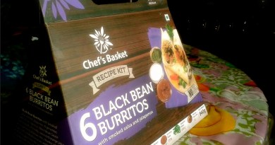 Chef Basket Recipe Kit Review