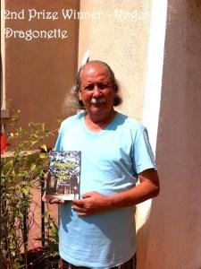 Roger 2nd prize winner