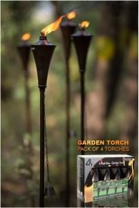Garden Torches from DecoWindow