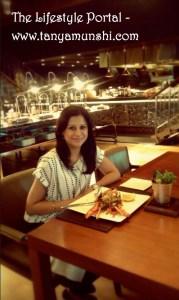 @ Romano's JW Marriott, Sahar
