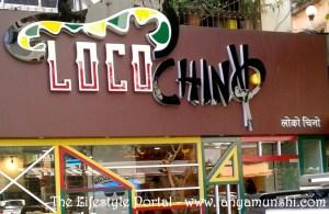 Loco Chino Oshiwara - Restaurant Review