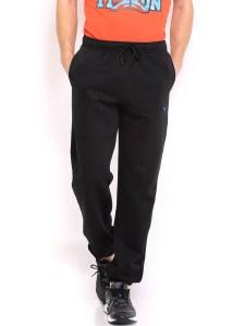 Puma Men Black Track Pants