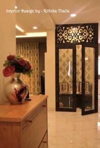 Interior Design by Rithika Thalla