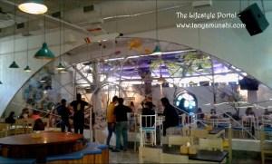 The decor at Hopipolla