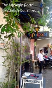 Hopipola, Khar, Food Review