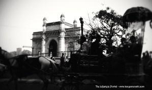Iconic Mumbai - by tanyamunshi