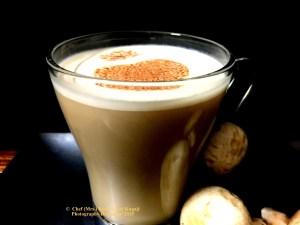 Mushroom Cappuccino
