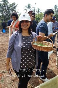 Fellow Food Blogger - Ruchira
