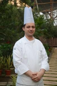 Chef Roberto Zorzoli