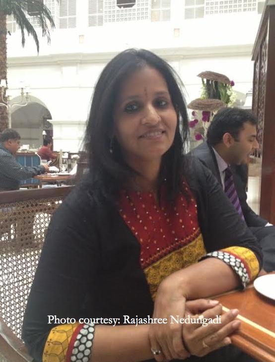 Rajashree Nedungadi, Founder of Curiocity