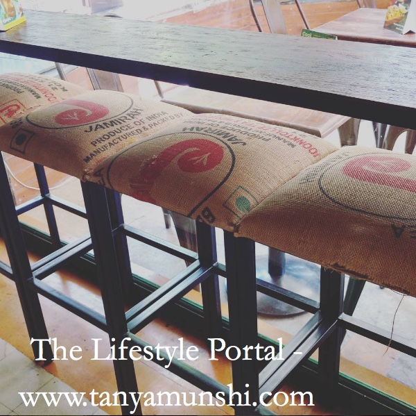Have seat and enjoy a cuppa at Chaayos