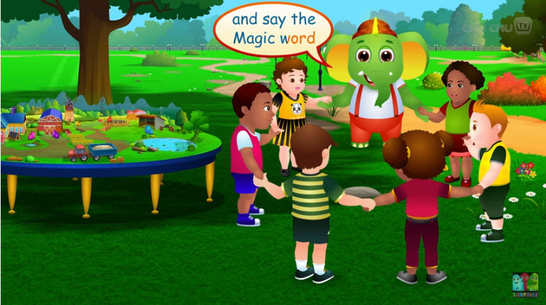 Learning made fun with Chu Chu TV