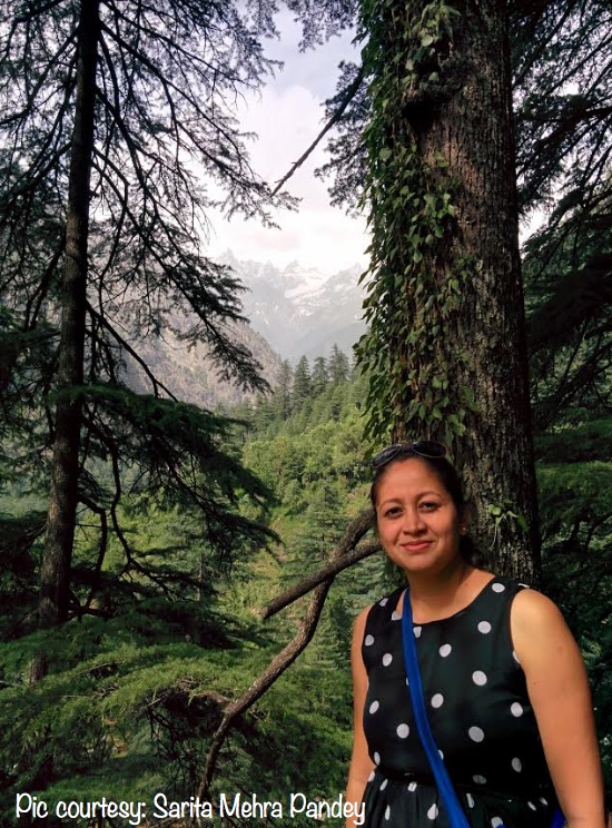 Sarita Mehra Pandey, Co-Founder of Bohotraveller