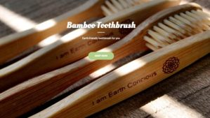 Almitra Sustainables - Bamboo Toothbrushes