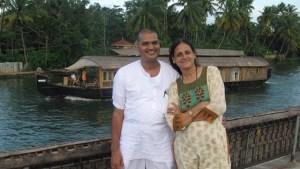Papa and Mumma. Photo courtesy: Seema Manchanda