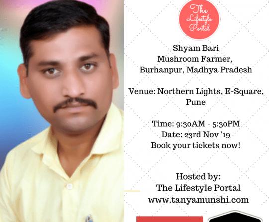Shyam Bari, Mushroom Farmer, Burhanpur, MP