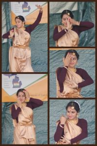 Upasana doing what she does best - dance!