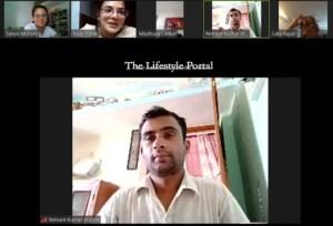 In conversation with Remant Kumar Mishra, Mithila / Madhubani Artist.