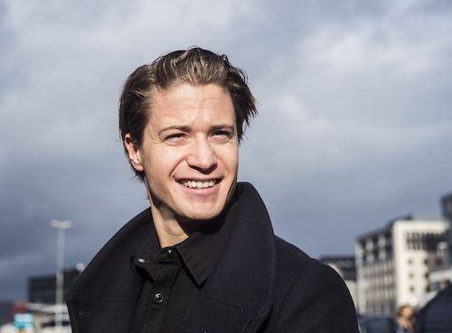 Kyrre Gørvell-Dahll. Photo credit: Internet