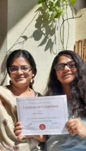 Aarya & Shweta Menon