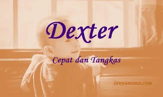 arti nama dexter