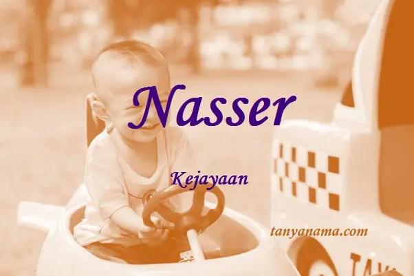 arti nama Nasser