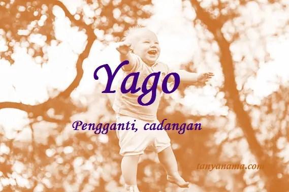 arti nama yago
