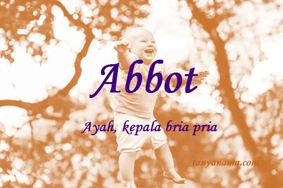 arti nama Abbot