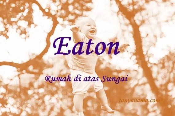arti nama Eaton