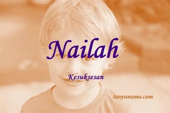 arti nama Nailah
