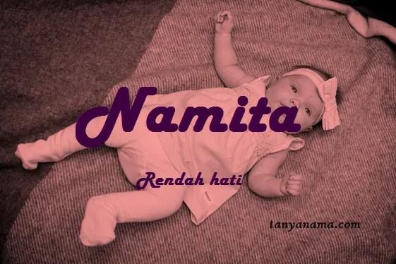 arti nama Namita