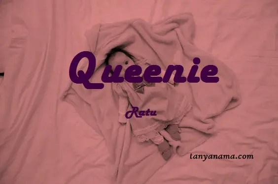 arti nama Queenie