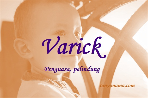 arti nama Varick