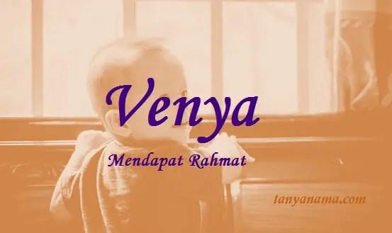 arti nama Venya