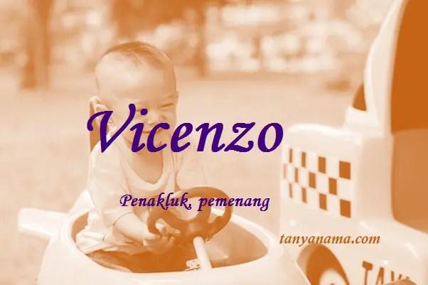 arti nama Vicenzo