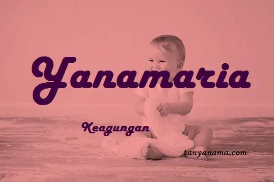 arti nama Yanamaria