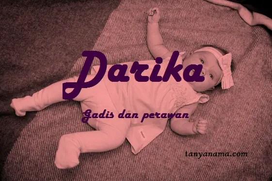 arti nama Darika