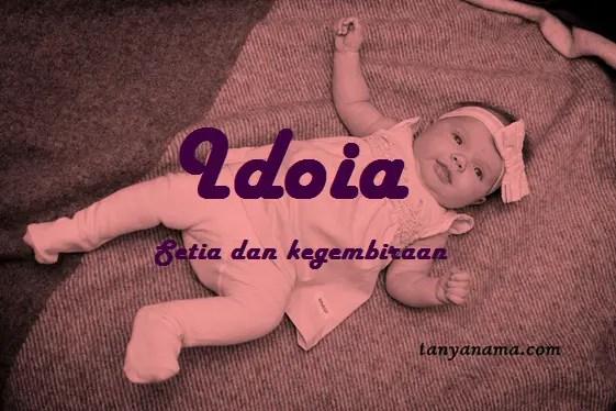 arti nama Idoia
