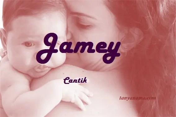 arti nama Jamey