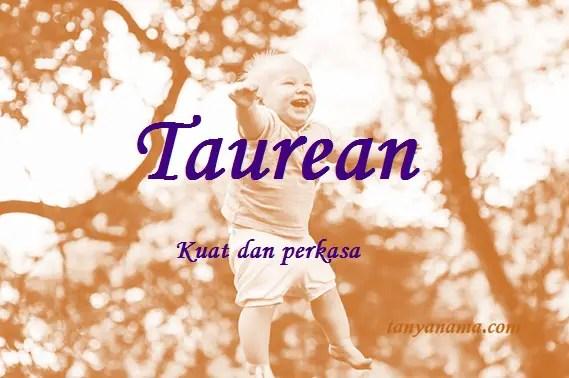 arti nama Taurean
