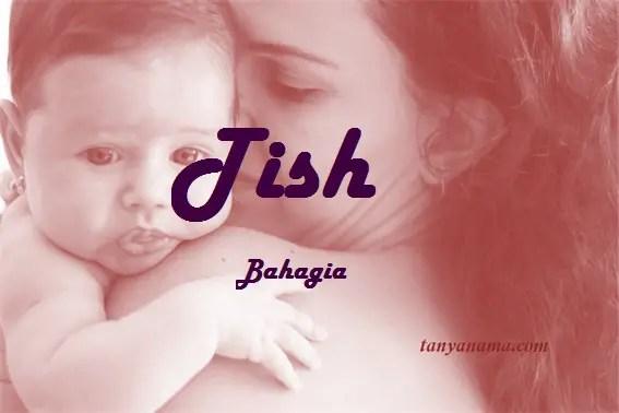 arti nama Tish