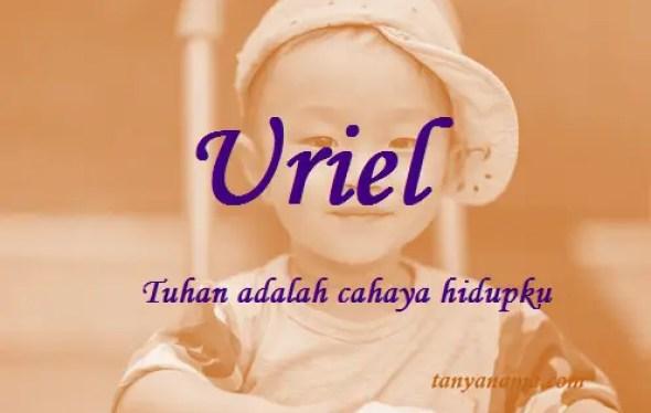 arti nama Uriel