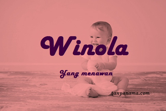 arti nama Winola