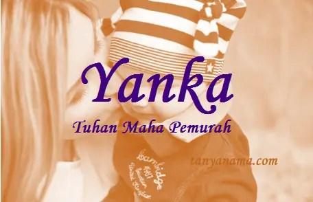 arti nama Yanka