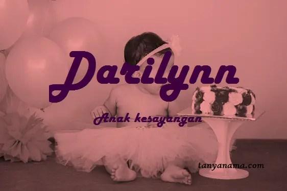 arti nama Darilynn